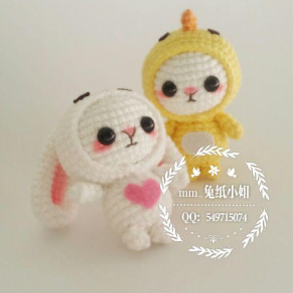 Мисс Кролик бумага показывает крючком домашний / ребенок графический / текстовый графический пакет не содержит материал - глобальной станции Taobao