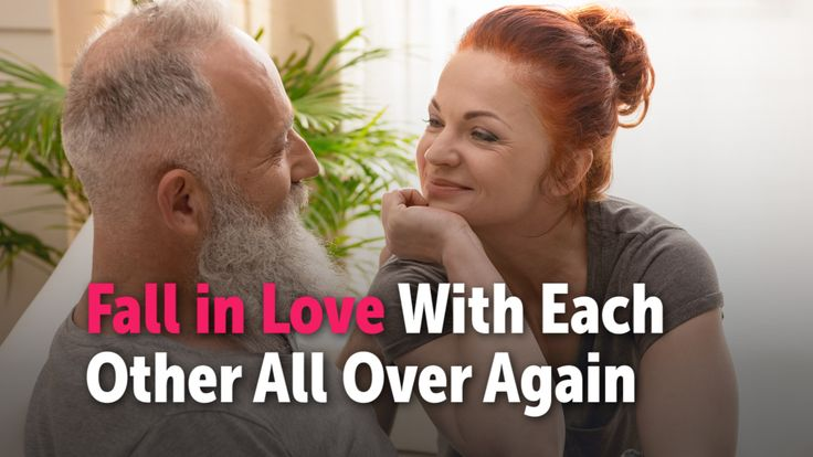 After many years together, it's sometimes the case that we fall out of love with our other halves. Here's how to reignite the spark and get back on track.