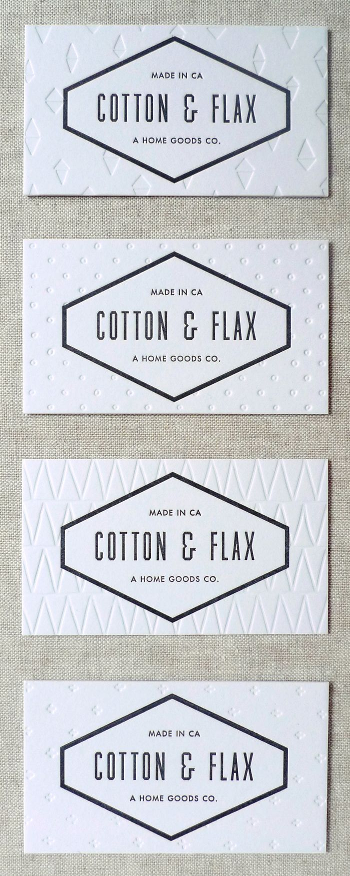 cotton & flax / by laura carignan of lulu dee