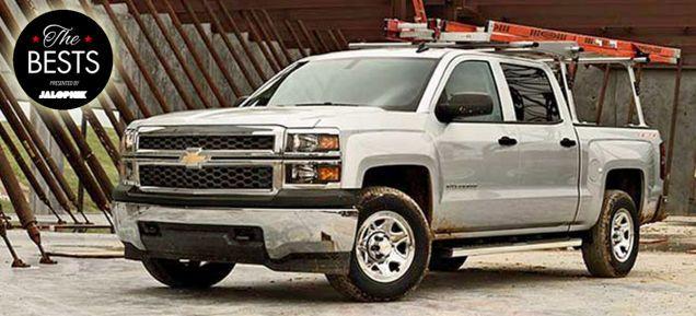 The Best Full-Size Pickup Truck Under $40,000