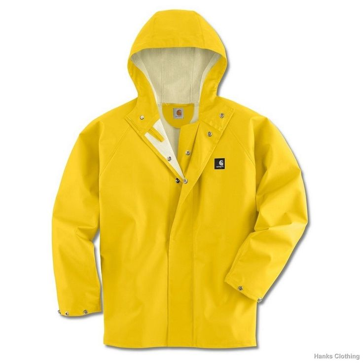 Carhartt Lightweight Rain Gear NWT #Carhartt #Rainwear