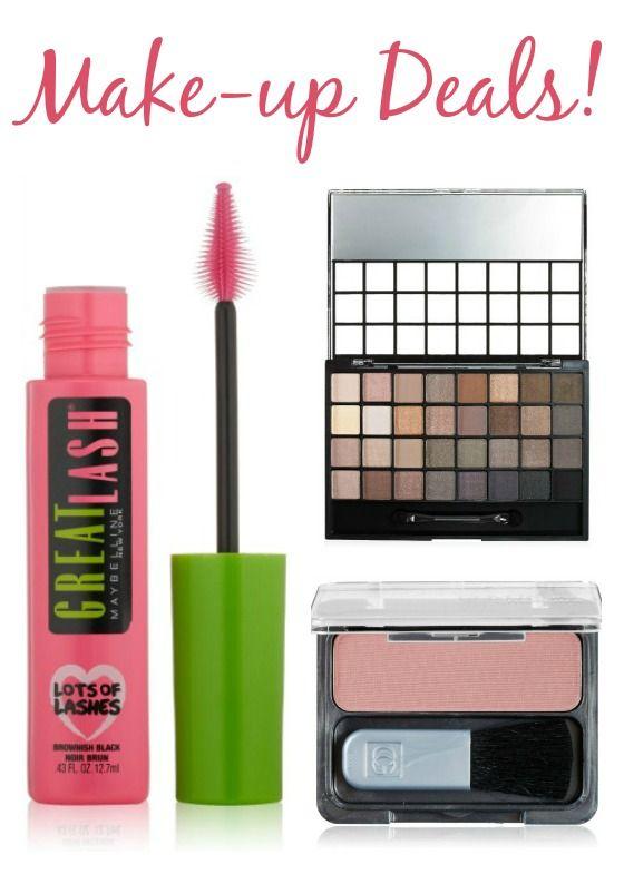HUGE Make-Up Sale!