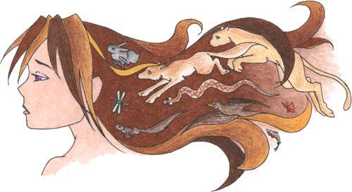 """Fauna (dit betekent zoveel als """"de goede"""", """"de vriendelijke"""") was een godin die samen met Faunus werd vermeld en bijna volledig met deze overeenkwam in betekenis en eigenschappen. Zij werd gedacht zijn dochter of vrouw te zijn. Zij werd echter al snel geïdentificeerd met Bona Dea."""