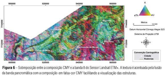 Gamaespectrometria Mapeamento Geologico Por Satelite Pesquisa Google