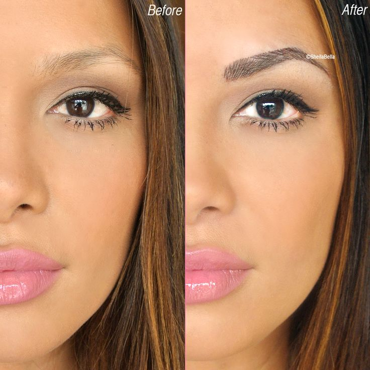 Say goodbye to your boring, old brow pencils. With semi ...