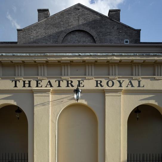 #Theatre Royal.