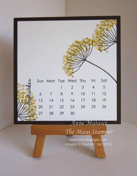 Diy Easel Calendar : Ideas about september calendar on pinterest