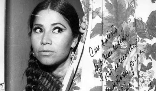 Trayectoria de María Elena Velasco Fragoso, 'La India María'