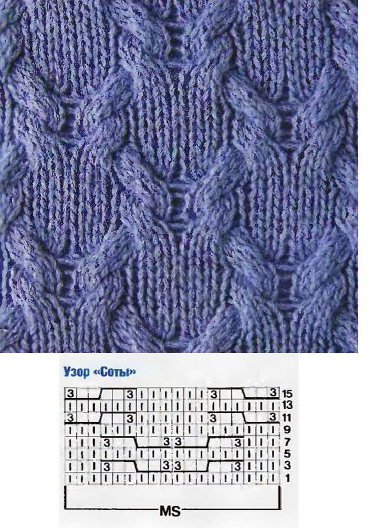 Фото - knitting pattern #78