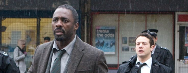 Luther series 2 with Idris Elba and Warren Brown