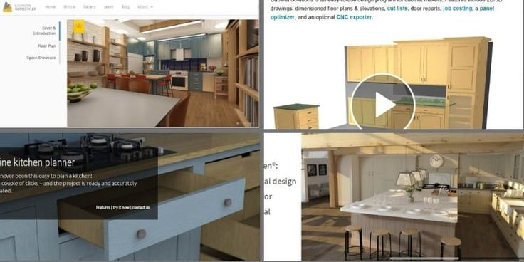 15 best free and paid cabinet design software for kitchens