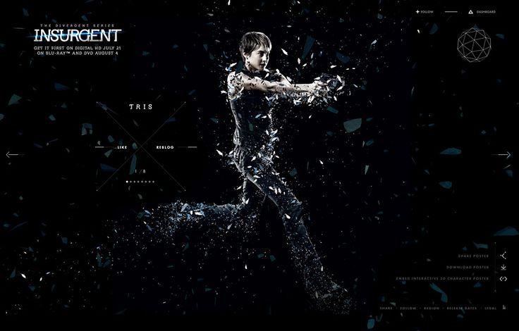 FWA winner | The Divergent Series: Insurgent