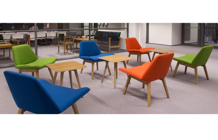 k61/1 Arktis k61/1, een stoel van PLAN@OFFICE ontworpen door Arktis.