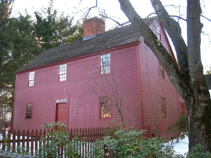 Noah Webster Birthplace in West Hartford, Connecticut
