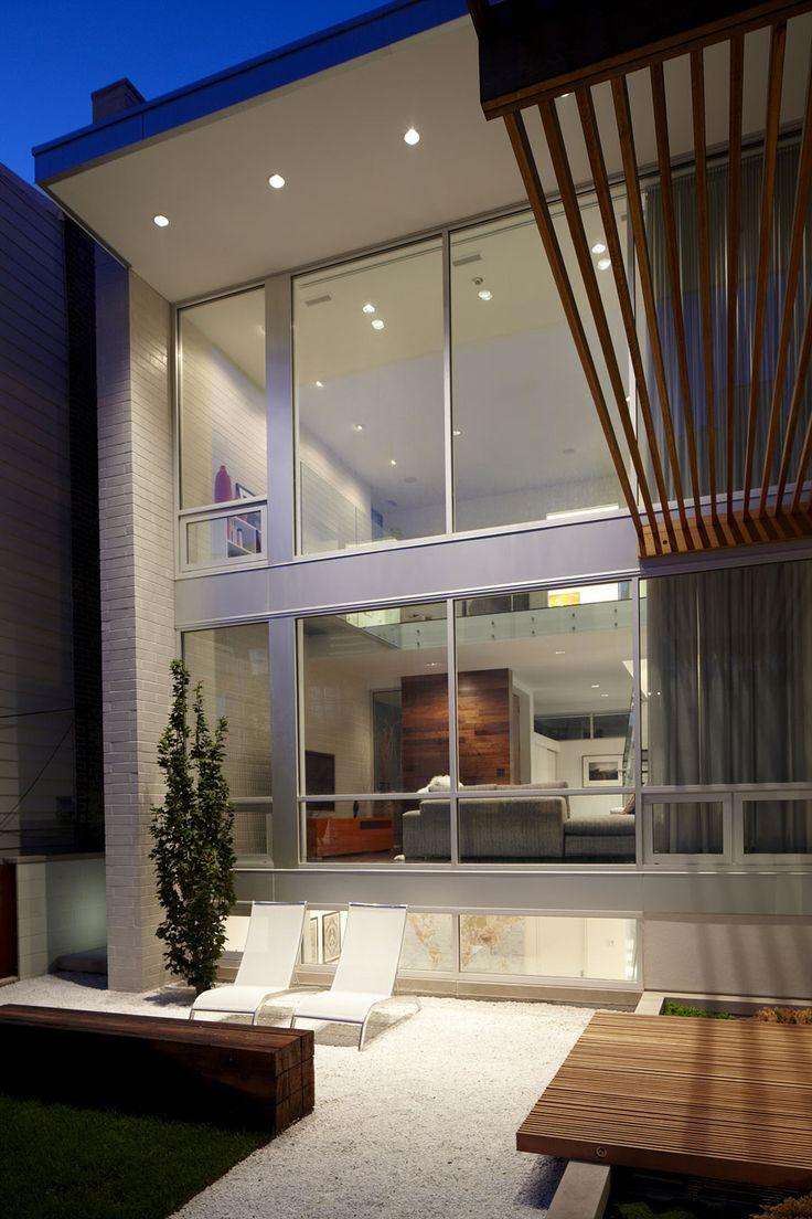 Queensland australia 7 modern home design ideas lakbermagazin - Studio Dwell Architects Designed The Bucktown Three Residence In Chicago