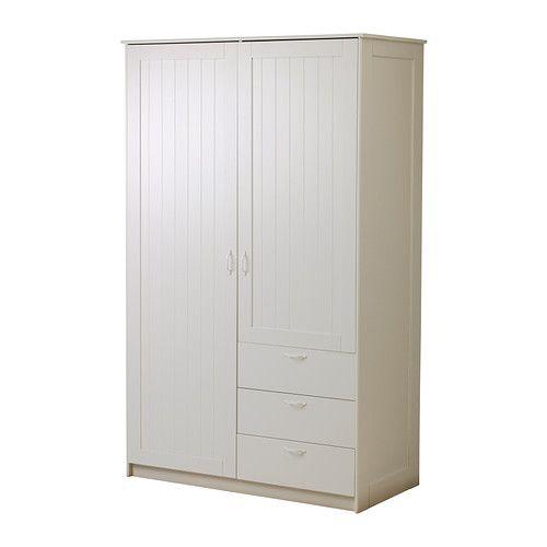 MUSKEN Armario con 2 puertas+3 cajones   - IKEA