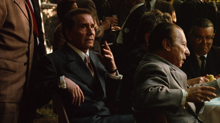Emilio Barzini - The Godfather