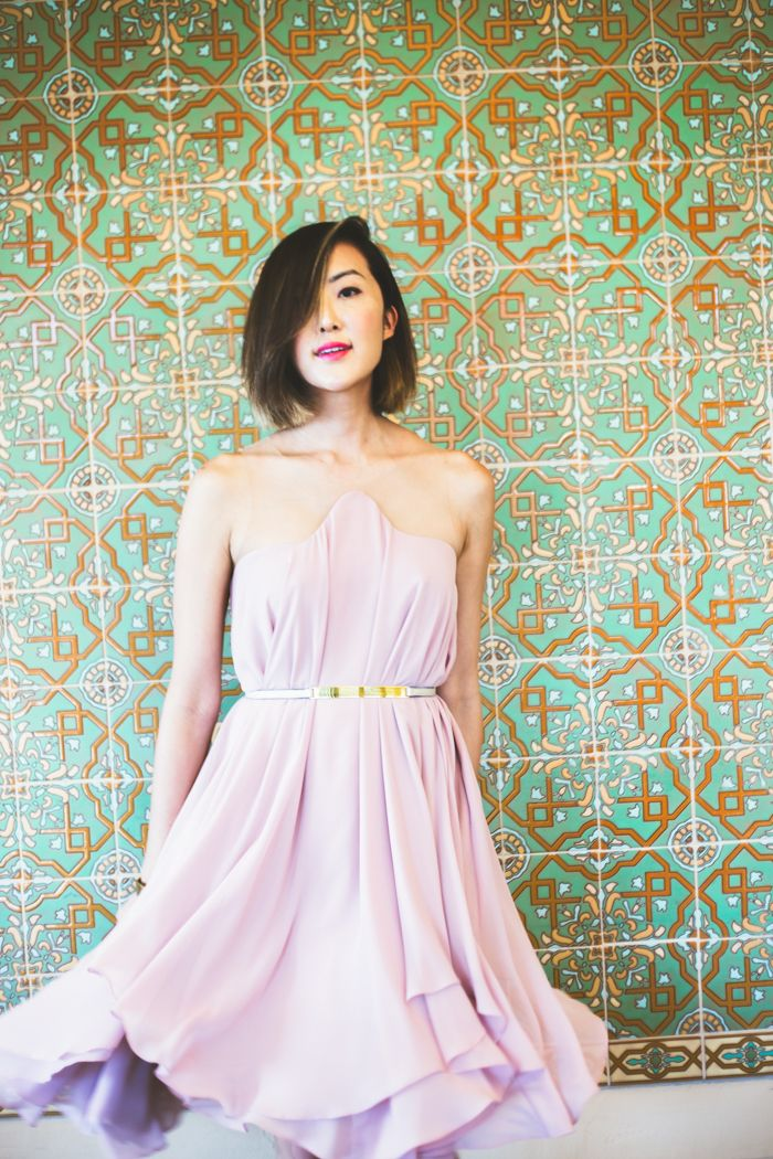The Little Pink Dress   The Chriselle Factor