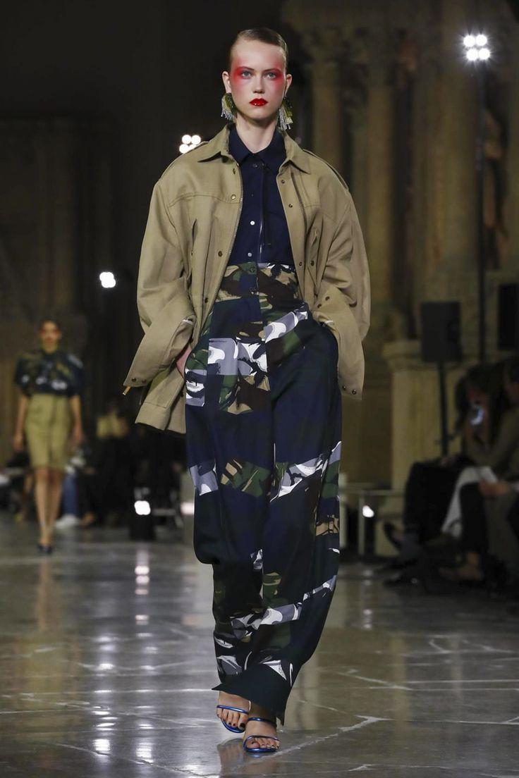 Kenzo Fashion Show