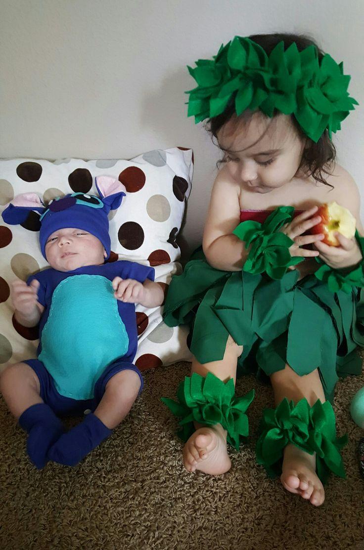 Custom costume. Disney's Lilo and Stitch. www.barhdesigns.com❤