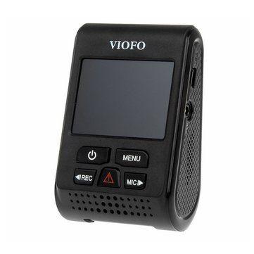 VIOFO A119S 2 Inch Car Dashcam 6G F1.8 Lens Video 135 Degree Camera DVR With GPS Function Sale - Banggood.com