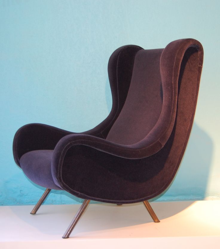 fauteuil senior sir marco zanuso vardagsrum pinterest poltrone e sedie. Black Bedroom Furniture Sets. Home Design Ideas