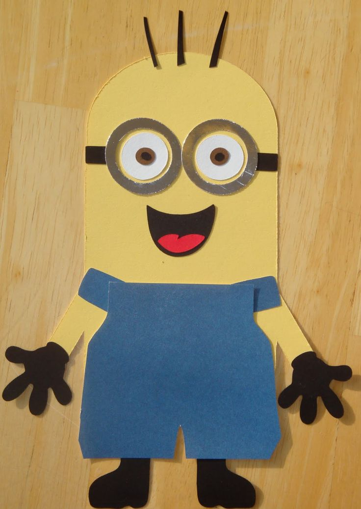 minion bulletin board | The Cropping Canuck: Despicable Me