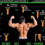 BodyWeight BACK & BICEPS Workout [Calisthenics Routine] - Build The Muscle