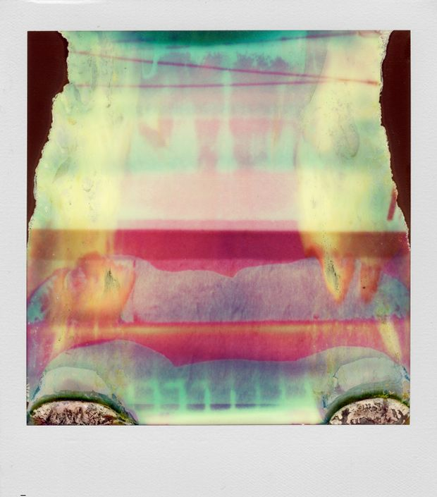 Ruined Polaroids – William Miller