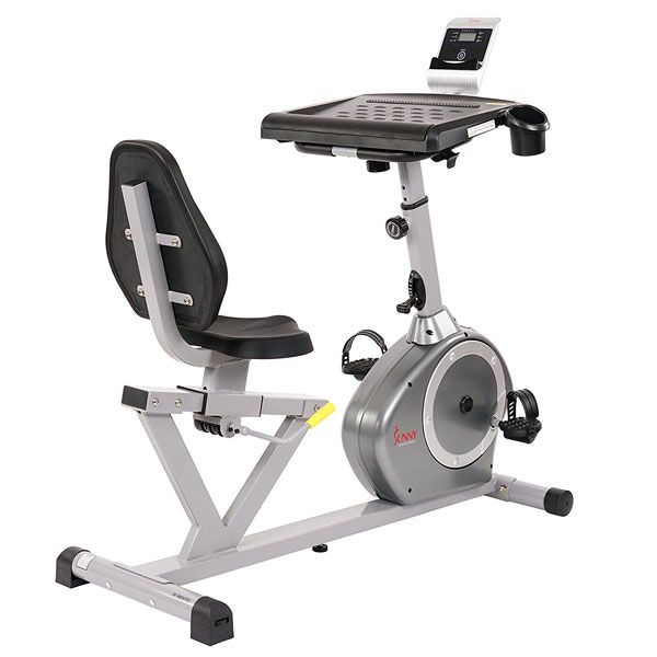 Sh F Recumbent Desk Exercise Bike Biking Workout Exercise Bikes Desk Workout