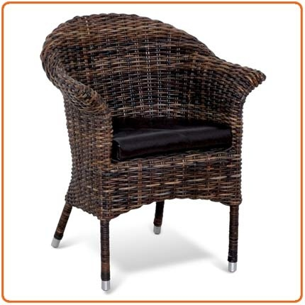 indonesia chair rattan