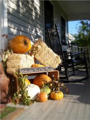 Autumn Porch Decorating Contest - 2009