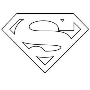 Simbolo super heroi