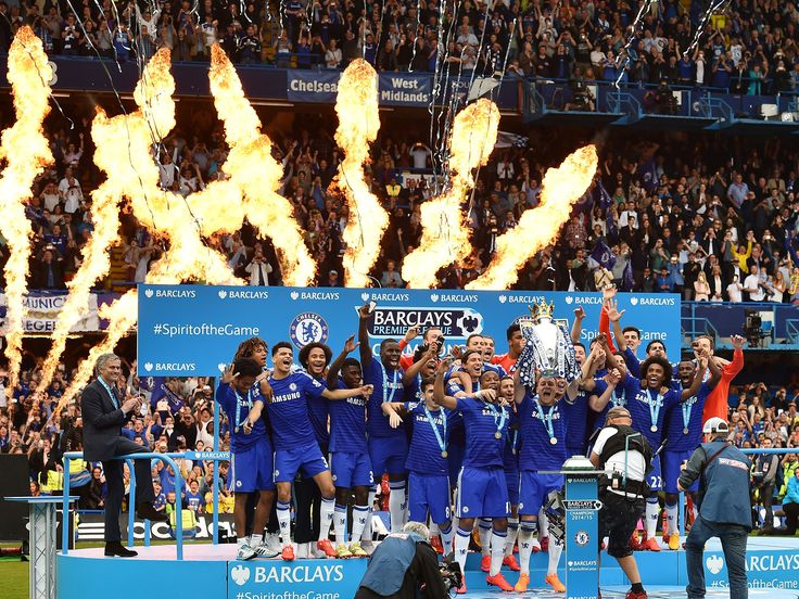 Image for Chelsea victory parade 2015 large wallpaper