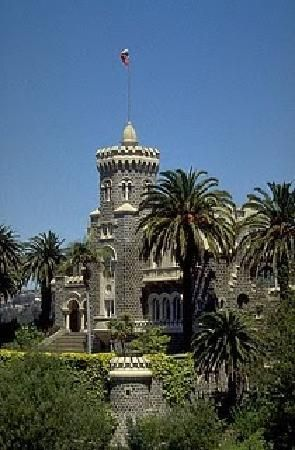 Palalcio Presidencial in Viña del Mar @alinev I have to look into this one more because I'm not sure if its free to get into jaja