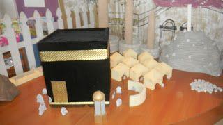 ummisubhana: Hajj Activities at the Library !
