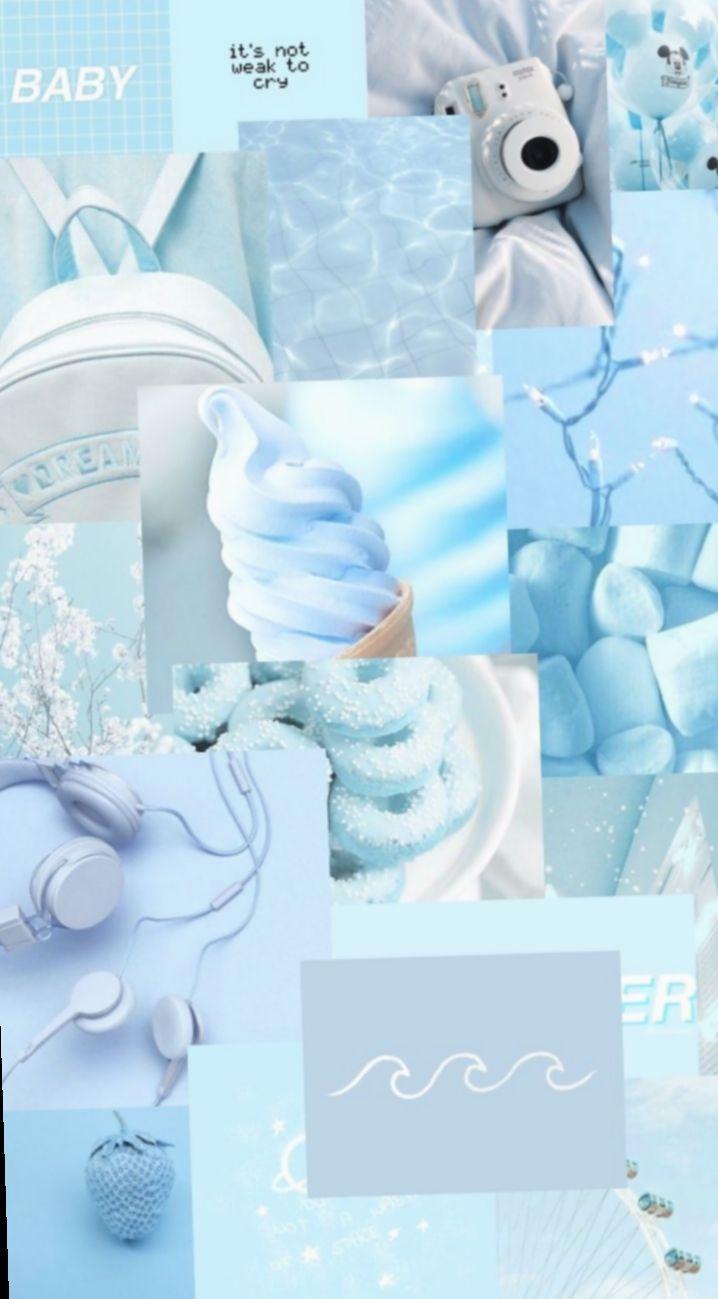 Cute Aesthetic Wallpapers Blue Maedemenina Princess