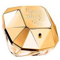 Paco Rabanne Lady Million - Perfume Feminino Eau de Toilette 50ml