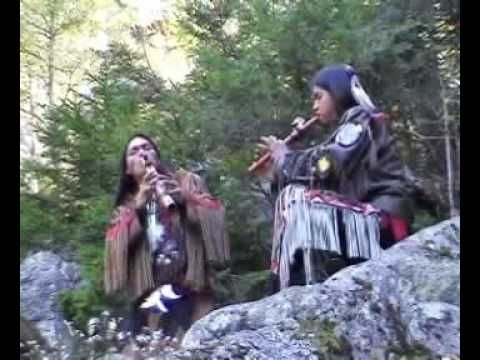 Native American – Wuauquikuna – White Buffalo (Video-Clip) | Global Crazy Videos