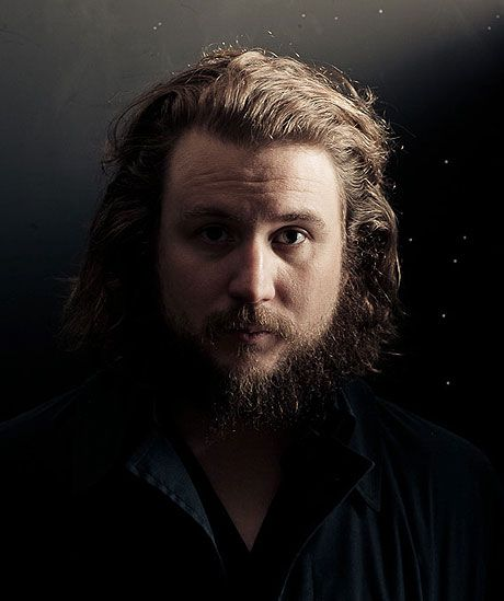 Jim James, lead vocalist, guitarist, and songwriter for My Morning Jacket