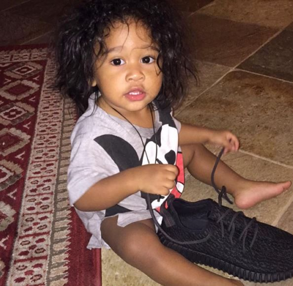 Omarion Baby Boy