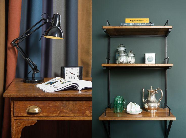 Kraftvolle Farben und natürliche Nuancen erwärmen Räume und Sinne. Das Kew Gardens Hotel hat sich für unseren Artikel 159 aus der CORE COLLECTION entschieden.