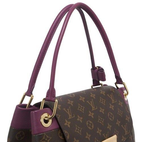 Louis Vuitton Aurore Monogram Olympe Bag - modaselle