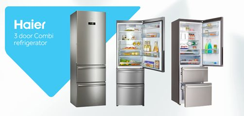 Drommedaris is one of the first retailers in the Eastern Cape to stock the complete Haier appliance range. This premium brand offers excellent products with cutting edge functionality and brilliant energy ratings. Visit is to view this impressive range. #haier #homeappliances