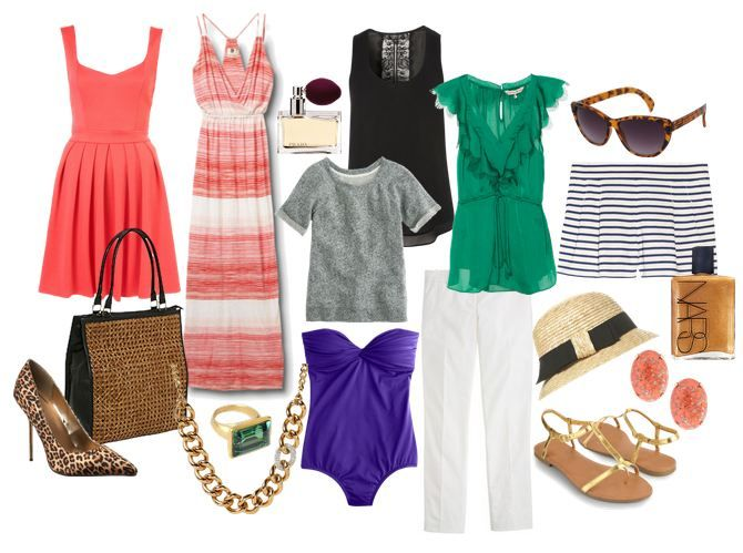 25 Best Ideas About Summer Vacation Packing On Pinterest