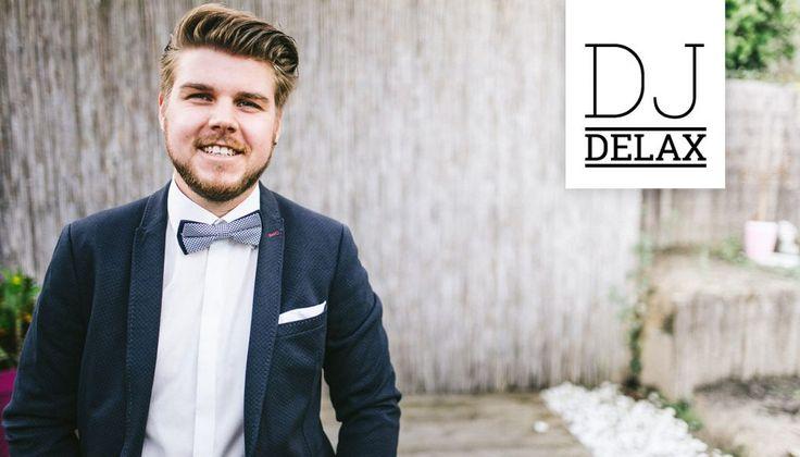 Heute stellen wir euch DJ DeLAXvor – er istHochzeits DJ aus Nürnberg und Teil desKRUU DJ Teams. Angefangen mit dem Klavier, fand Lukasschon in jungen Jahren zur Musik. Seit mehr alssieben Jahren ist er nunals DJ DeLAX aktiv. Jedes Jahr legt er auf ca. 20