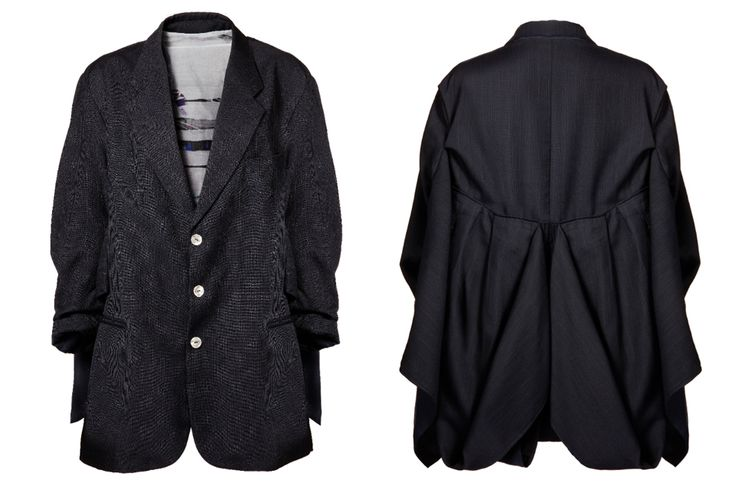 New Earth-frindly jackets.