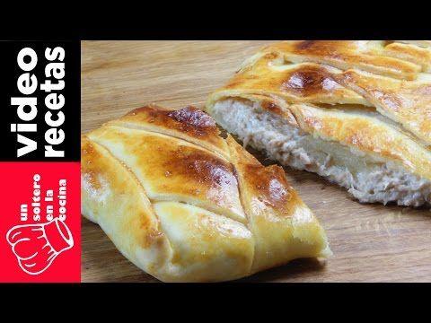 Un soltero en la cocina: Trenza de crema de atún