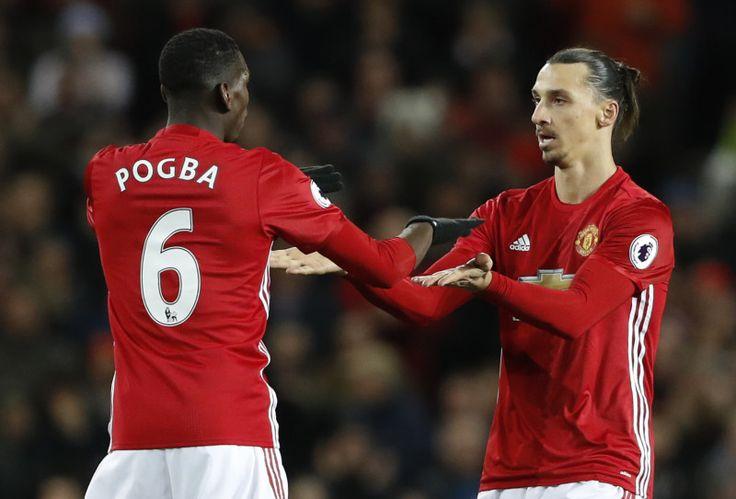 Mourinho Pastikan Pogba Absen Jelang Laga Derby Manchester