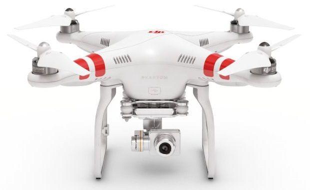 DJI、空撮クアッドコプター Phantom 2 Vision Plus 発表。3軸ジンバル搭載、フルHD動画撮影対応 (動画)